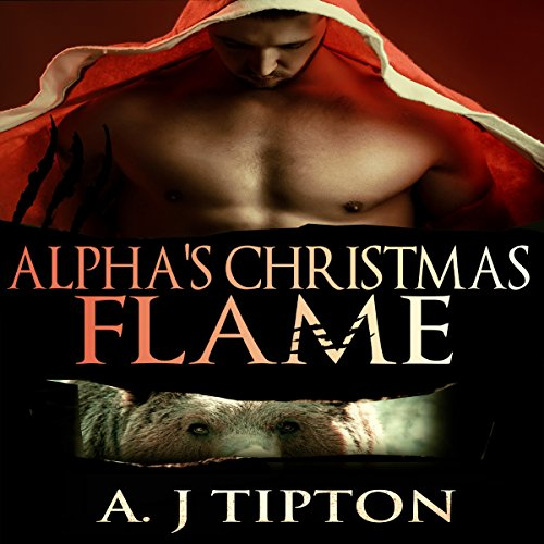 Alpha's Christmas Flame audiobook cover art
