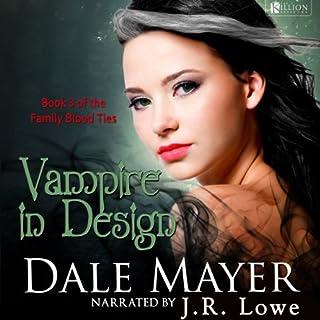 Vampire in Design audiobook cover art