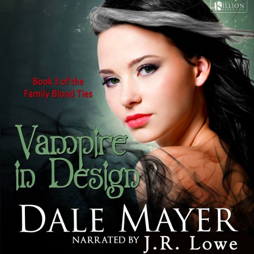 Vampire in Design audiobook cover art