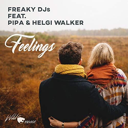 Freaky DJs, Pipa & Helgi Walker