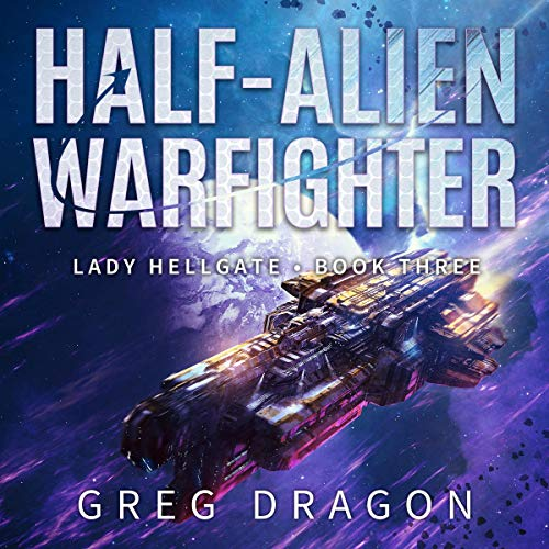 Half-Alien Warfighter cover art