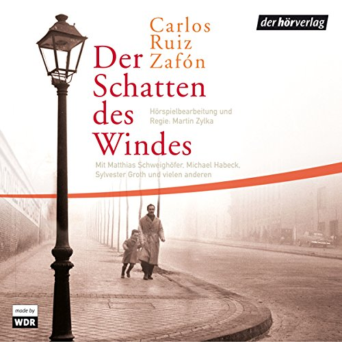 Der Schatten des Windes audiobook cover art