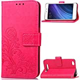 Lomogo Xiaomi Redmi 4A Hülle Leder, Schutzhülle