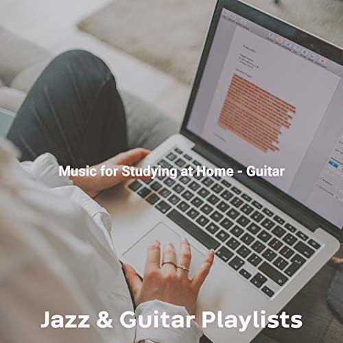 Jazz & Guitar Playlists