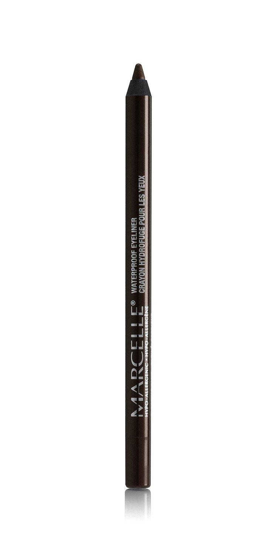 Marcelle Waterproof Eyeliner, Expresso/Dark Brown, Hypoallergenic and Fragrance-Free, 1;2 g, 0;04 oz