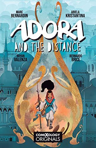 Adora and the Distance (comiXology Originals) (English Edition)