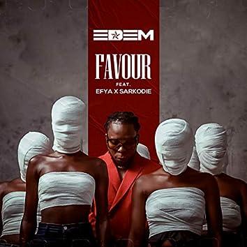 Favour (feat. Efya & Sarkodie)