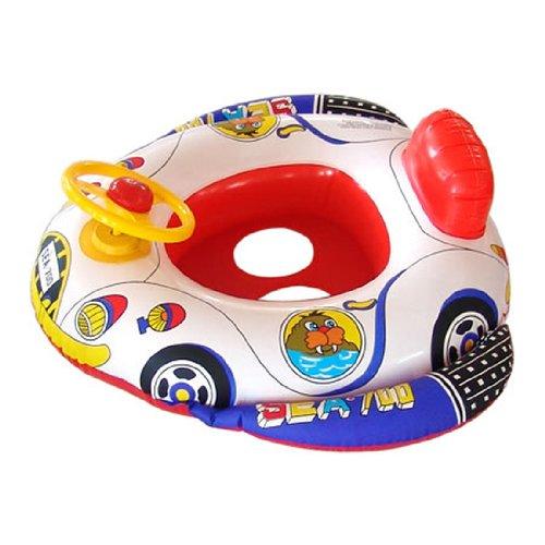 Babyboot Badeboot Schwimmsitz Schwimmreifen Kinderboot Gummiboot Schwimmflügel