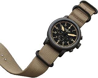 Lum-Tec Combat B44 Chronograph Watch | Nylon