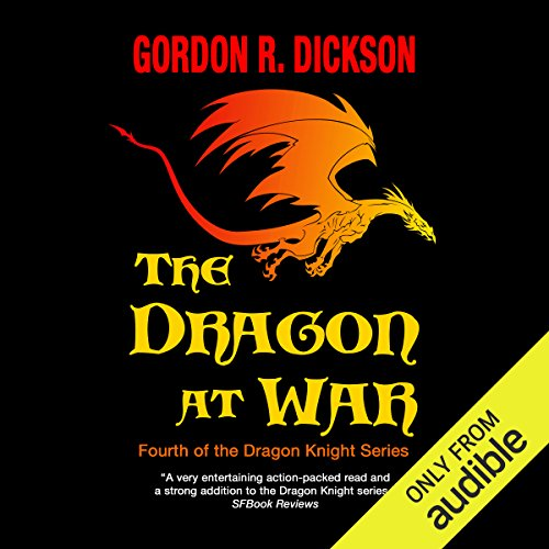 The Dragon at War audiobook cover art