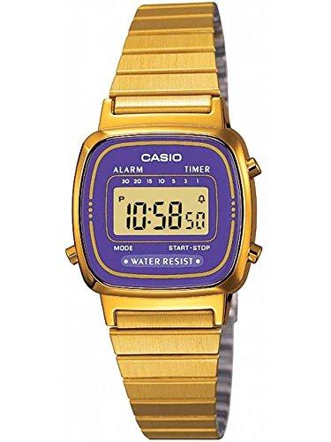 Casio LA670WEGA-6EF Reloj de pantalla digital para mujer