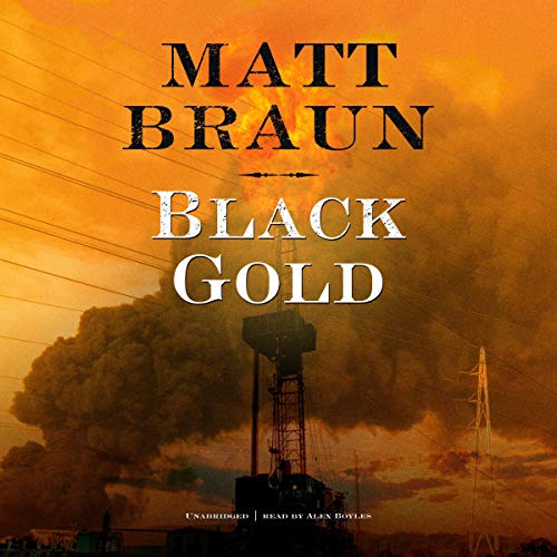 Black Gold Audiobook By Matt Braun cover art