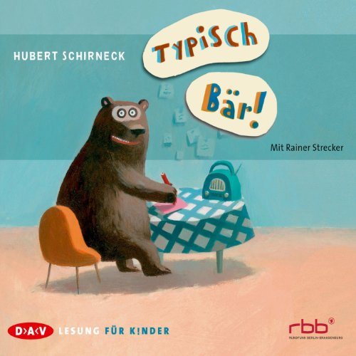 Typisch Bär! Titelbild