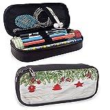 IOPLK Estuche de transporte portátil de Navidad, bolsa y soporte, regalo de juguete hecho a mano para estudiantes y artistas de 20 x 3.5 x 3.5 pies