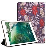 PRINDIY iPad Pro 12.9 2018/iPad Pro ケース,三つ折りブラケット 衝撃防止 キズ防止 PUレザー+ PC 耐摩耗性 三つ折 ンドソフトシェルケース iPad Pro 12.9 2018/iPad Pro Case-H38
