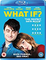 What If [Blu-ray] [Import anglais]