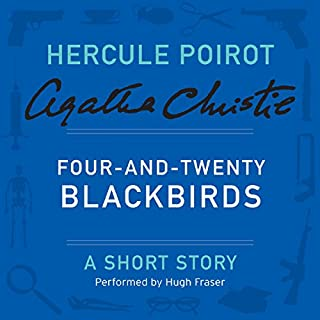 Four-and-Twenty Blackbirds cover art
