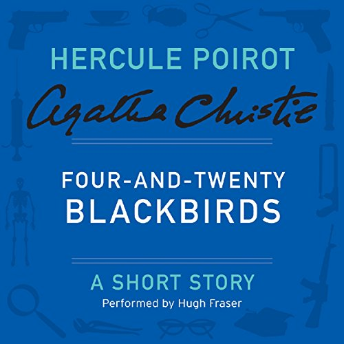 Four-and-Twenty Blackbirds audiobook cover art