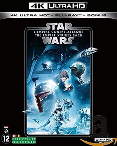 STAR WARS Episode V - L'EMPIRE CONTRE-ATTAQUE - Blu-ray 4K [4K Ultra HD + Blu-ray + Blu-ray Bonus]