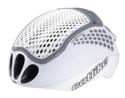 Catlike Cloud 352–2017, Unisex Erwachsene Helm L weiß