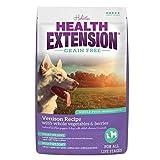 Health Extension Grain Free Dry Dog Food - Venison Recipe