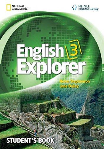 English Explorer 3: Student Book + Multirom