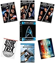 The Complete Star Trek Feature Film Library 13-Movie DVD Collection: Star Trek I, II, III, IV, V, VI, VII, VIII, IX, X, Star Trek 2009, Into Darkness, Beyond + Extra Bonuses