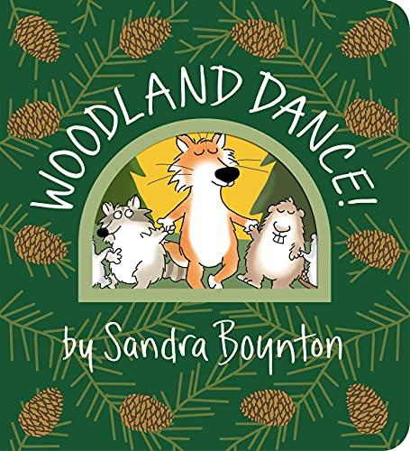 Woodland Dance! (Boynton on Board)