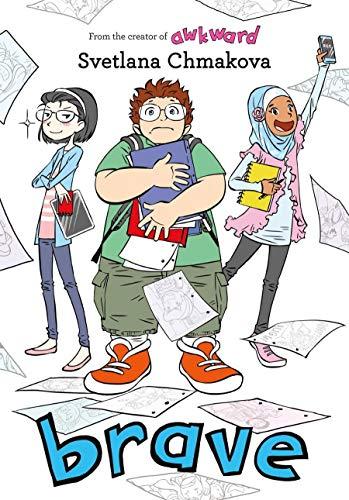 Brave (Berrybrook Middle School Book 2)