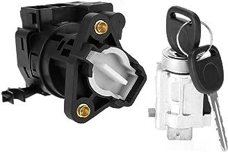 Fits Chevy Malibu 924-719 Starter Switch Alero Replaces# D1493F Ignition Lock Cylinder With Keys /& Passlock Chip 12458191 Pontiac Grand Am US286l 25832354 Impala 15822350 Monte Carlo