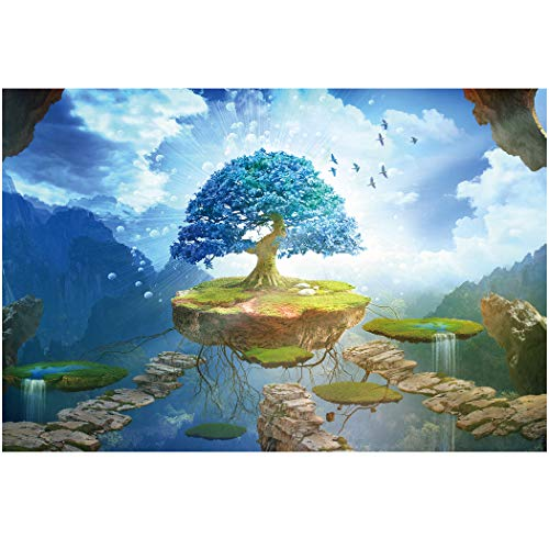 LAVIEVERT 1000 Teile Puzzle Der Baum aller Ursprünge Puzzle für Erwachsene und Familien