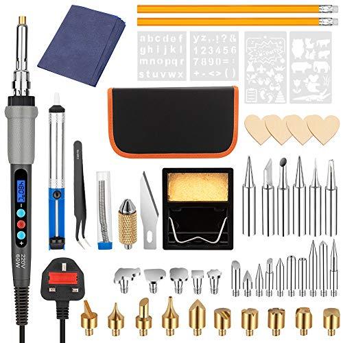 Matthew00Felix Mini Gas-L/ötlampe-Gun L/öten L/ötkolben Cordless Welding Pen Burner