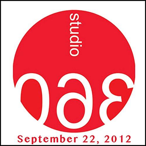 Studio 360: Salman Rushdie & Andy Warhol cover art
