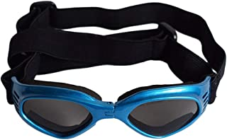 2d4d5f9651 POPETPOP Perros Gafas de Sol Perro Gato Gafas Gafas Mascotas Gafas (Azul)