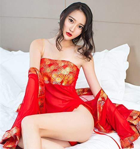 Baby Dolls & Negligees Für Damen Nachtwäsche & Bademäntel Für Damen Sexy Dessous, Brautmode, Sexy Kimono, Chaise, Uniform, Sexy