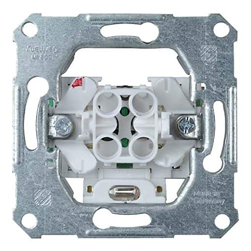 Elso 112610 UP-toets-inzetstuk met lichtmarkering steekklem schakel.Tast.m.LM SLK m.sep.EN