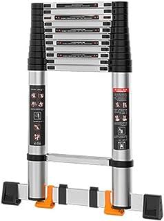 Extension ladder Multi-Purpose adjustable Ladder Aluminium Lightweight Folding Loft Compact Portable premium extension lad...