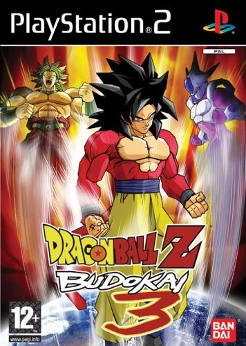 Dragon Ball Z Budokai 3-(Ps2)