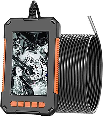 Kettles 3,9 mm Videocamera Endoscopio Industriale 1080p HD 4.3 IPS Schermo Screen Scarico Scarico IP67 Telecamera Serpente per Auto fognatura ispezione Strumento di Pulizia Domestico Industriale