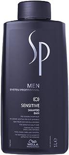 Wella System Professional - Shampoo Men Sensitive - Linea Sp Men - 1000ml