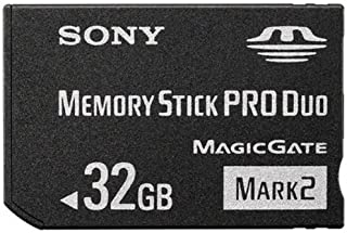 Sony Pro Duo Media MSMT32G - Memoria RAM de 32 GB