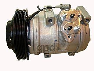Global Parts Distributors 6512330 New A//C Compressor Fits 07-11 SENTRA