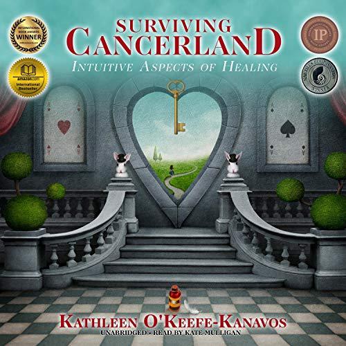 Surviving Cancerland audiobook cover art