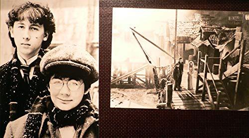 Das Geheimnis des verborgenen Tempels 2 Stück Original-Pressefotos s/w - 13x18cm
