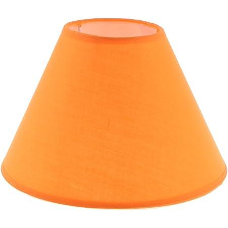 joyMerit Stoff Lampenschirm f/ür Tischlampe//Bodenlampe//Stehlampe Gelb
