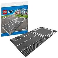 LEGO City 7280 - Gerade Straße und Kreuzung