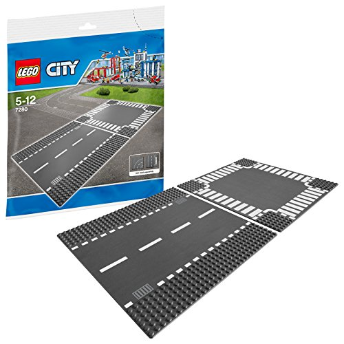 LEGO City - Rectas Y Cruces 7280
