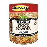 Massel, polvo premium estilo pollo, vegano, bajo FODMAP, sin gluten, a granel, 800 g