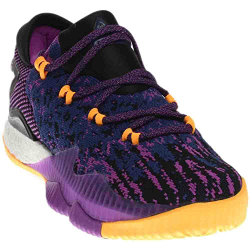 adidas Men's Crazylight Boost Low Top Basketball Shoe
