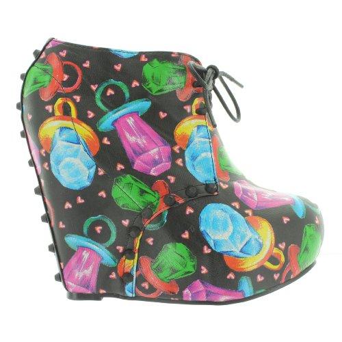 Iron Fist - Zapatos Vestir Material sintético Mujer